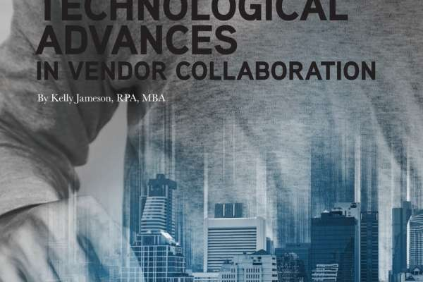 Technological advances in the vendor collaboration