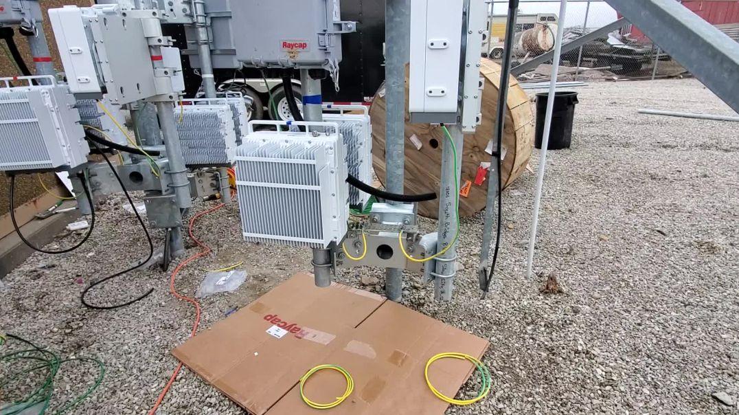 Uscc radio mounting and brackets